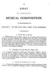 an essay on punctuation  robertson j joseph    free  an essay on practical music composition