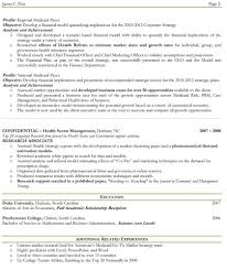 doc sample format of one page resume com now