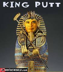 Image result for obama as king pics
