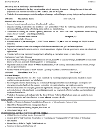 hotel sales manager resume Documents