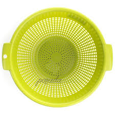 <b>Дуршлаг 26</b> см пластик <b>зеленый</b> серия Plastic tools <b>Westmark</b> ...