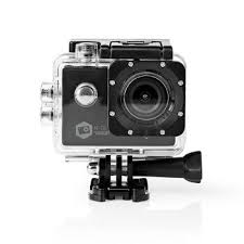 Action Cam | <b>Full HD 1080p</b> | Wi-Fi | <b>Waterproof</b> Case | Nedis