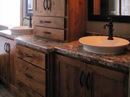 bathroom vanity unit statement