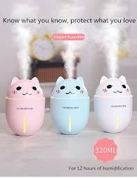 <b>Cute Cat</b> Multifunction <b>Humidifier</b> | <b>Humidifier</b>, <b>Aroma diffuser</b> ...