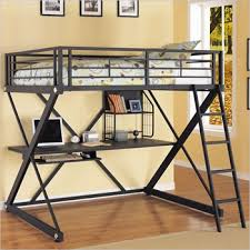 bunk beds and loft beds with desk bunk bed desk