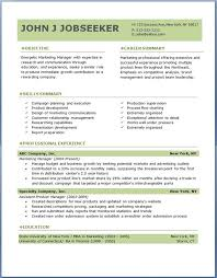 Resume Template   Word Free Templates Cv Printable With Microsoft     happytom co