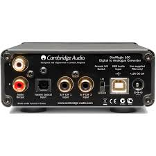 Cambridge Audio DacMagic 100, купить внешний ЦАП Cambridge ...