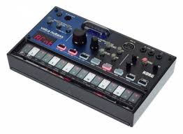 Аналоговый <b>синтезатор Korg Volca</b> Nubass купить в Санкт ...
