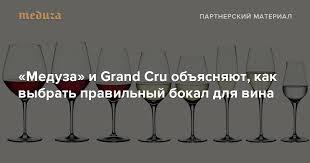 Бургундия или Бордо? «Медуза» и Grand Cru объясняют, как ...