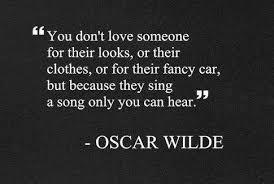 love quotes Typography romance lovely infinite true love oscar ... via Relatably.com