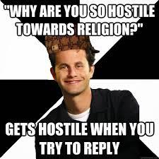 Scumbag Christian Meme Study : Meme Construction and Communicative ... via Relatably.com