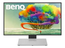 "BenQ DesignVue PD2710QC 27"" 2560 x 1440 HDMI DisplayPort ..."