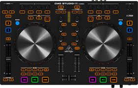 <b>DJ</b> (Диджей) <b>Контроллер BEHRINGER CMD</b> STUDIO 4A - купить в ...