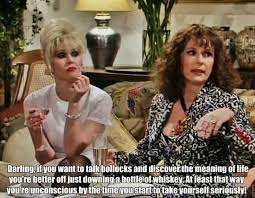 AbFab memes on Pinterest | Absolutely Fabulous, Abs and Montages via Relatably.com