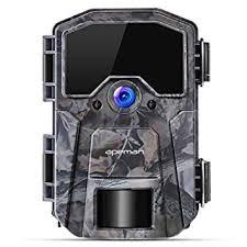 Apeman Wildlife Camera 16MP <b>1080P Infrared</b> Night Vision ...