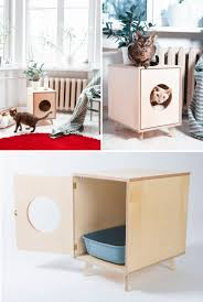 10 ideas for hiding your cats litter box dont sacrifice style for cat litter box