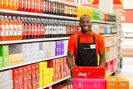 new winn dixie on baymeadows southeastern grocers office southeastern grocers photo of one of our stockers replenishing the shelves our famous chek