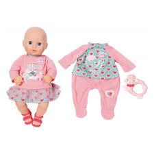 <b>Кукла Zapf Creation My</b> first Baby Annabell 700-518 с ...