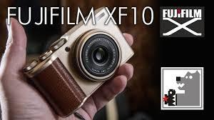 <b>FUJIFILM XF10</b> - YouTube