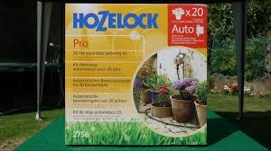 Hozelock <b>Automatic Watering System</b> - YouTube