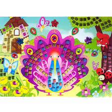 11 Colors 3D DIY Foam <b>Mosaic</b> Stickers <b>Art EVA</b> Children Puzzle ...