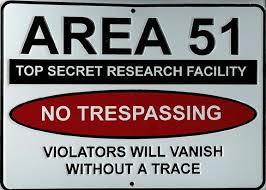 Resultado de imagen de Los secretos que esconde ÁREA 51, el lugar más misterioso del planeta