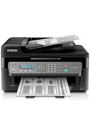 Epson WorkForce WF-M1560 Monochrome Multifunction Printer ...