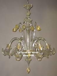 Lampadario Murano Rosa : Murano lampadari novit lu lampadario in vetro