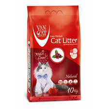 <b>Van Cat Natural</b> Cat Litter 10kg