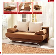 couch bedroom sofa:  living room furniture sofa beds croma brown