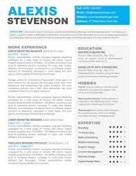 sample resume template for mac resume sample information sample resume sample senior marketing manger resume template for mac work experience