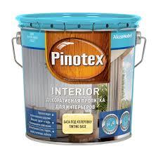 Декоративная пропитка для интерьеров <b>Pinotex Interior</b> База под ...