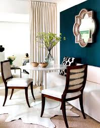 Dining Room Settings Inspired Blue Black Dining Rooms Would You Dare Go Dark 18