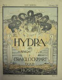 secrets of the hydra how tolkien research uncovered lost wilfred hydra magazine cover 1918