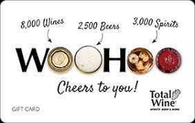 Total Wine & More Gift Card
