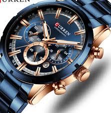 best curren <b>casual sports</b> quartz <b>watch</b> near me and get free shipping
