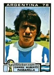 Daniel Alberto Passarella (Argentina). 48. Panini FIFA World Cup Argentina 1978 - 48