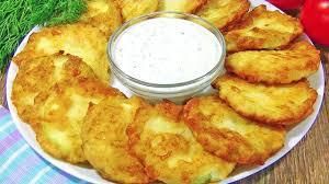 Вкуснота из Кабачков за Считанные Минуты!! - YouTube
