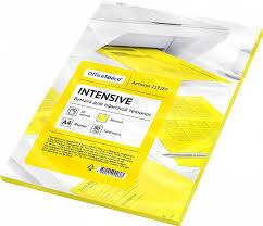 """Бумага <b>цветная</b> """"Office Space"""" intensive A4, 80 г/м2, 50 листов ..."""