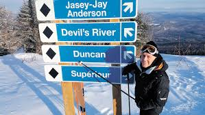 Peter Duncan : His <b>Everlasting Love</b> for Tremblant - Blogue Tremblant