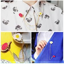 <b>2019 Hot</b> Fashion Cherry Blossoms Brooch Cufflinks <b>Enamel</b> Pins ...