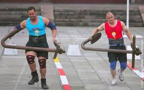 Image result for strongman fridge carry