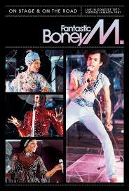 Fantastic Boney M. On Stage & The Road