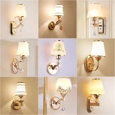 <b>Apextech</b> Wall <b>Lamp</b> European Classical Luxury Style E27 Socket ...