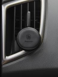 Магнитный <b>держатель Baseus Magnetic Air</b> Vent Car Mount Holder