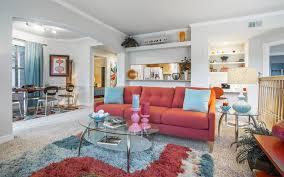 model living rooms: riata apartments austin tx enclave model unit living