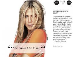Cannibis Jennifer Aniston Quotes. QuotesGram via Relatably.com