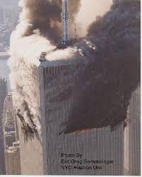 9/11 Aerial Photos of the World Trade Center Attack