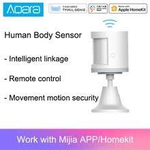 <b>aqara motion</b> sensor