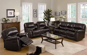 living room high quality reclining sofa and loveseat sets leather living room sets cheap brown black leather living room